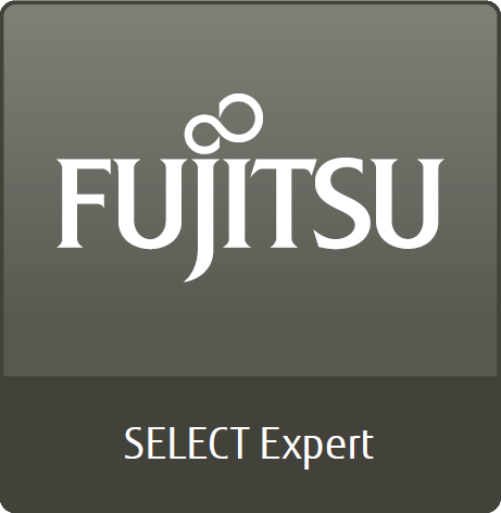 Fujitsu Select Expert Partner in Server & Workstation